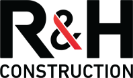 R&H Construction Logo